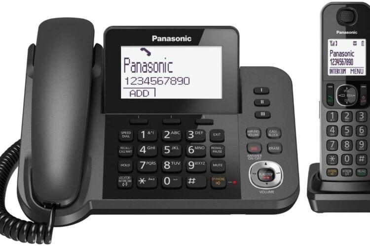Panasonic KX0TGT320e Home Office Phone