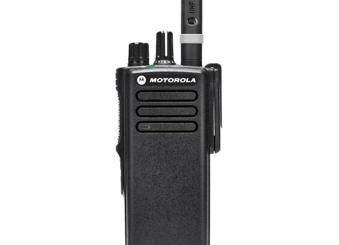 DP4000 UHF Two Way Radio