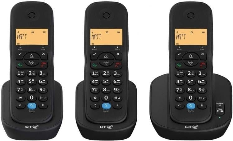 BT3440 Cordless Phones