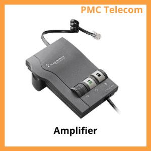 telephone headset amplifier PMC Telecom LTD. https://www.pmctelecom.co.uk/plantronics-vista-m22-telephone-amplifier