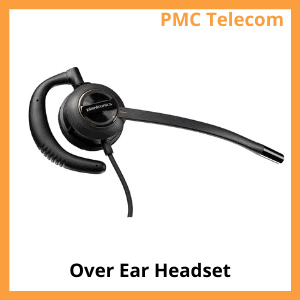 Image of a over the ear headset