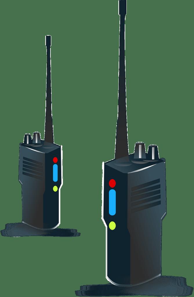 PMR 446 Two Way Radios