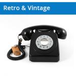 Replica, Vintage, Decorative & Novelty Telephones