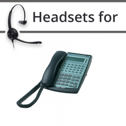 Headsets for NEC XN120 Vision