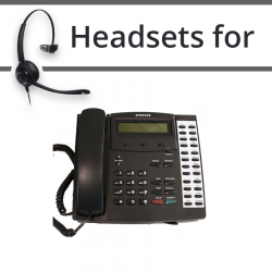 Headsets for Samsung KPDCS-24B