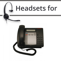 Headsets for Mitel Superset 4015