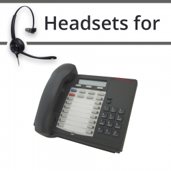 Headsets for Mitel Superset 4025
