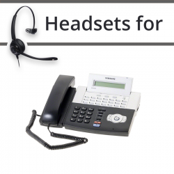 Headsets for Samsung ITP-5012L