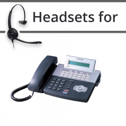 Headsets for Samsung DS-5014D