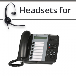 Headsets for Mitel 5212