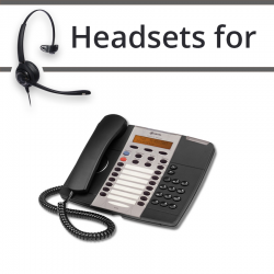 Headsets for Mitel 5220