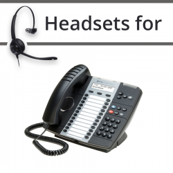 Headsets for Mitel 5224
