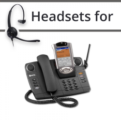 Headsets for Mitel 5230