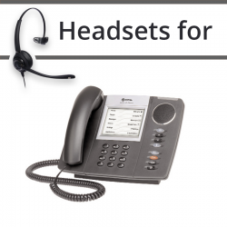 Headsets for Mitel 5235
