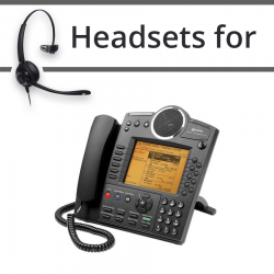 Headsets for Mitel 5240
