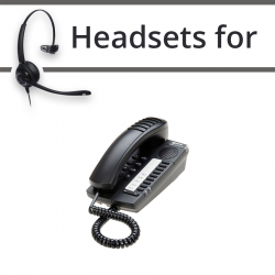 Headsets for Mitel 5302