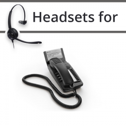 Headsets for Mitel 5304