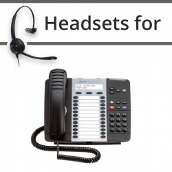 Headsets for Mitel 5324