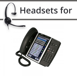 Headsets for Mitel 5360