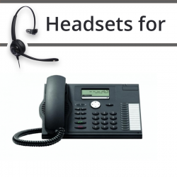 Headsets for Mitel 5370