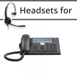 Headsets for Mitel 5380