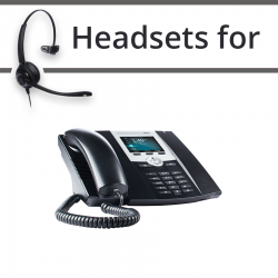 Headsets for Mitel 6721 Lync