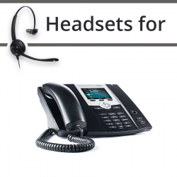 Headsets for Mitel 6725 Lync