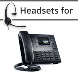 Headsets for Mitel 6867i