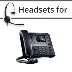 Headsets for Mitel 6869i