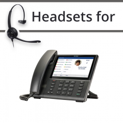 Headsets for Mitel 6873