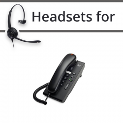Headsets for Cisco 6901