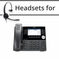 Headsets for Mitel 6930