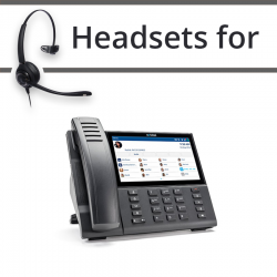 Headsets for Mitel 6940