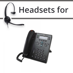 Headsets for Cisco 6941
