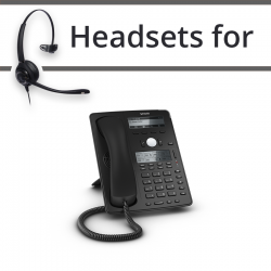 Headsets for Snom D785