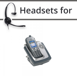 Headsets for Cisco 7921