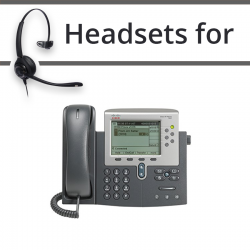 Headsets for Cisco 7929