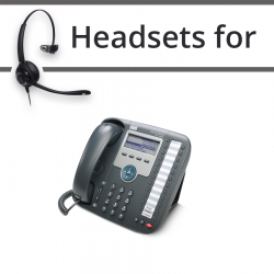 Headsets for Cisco 7931G
