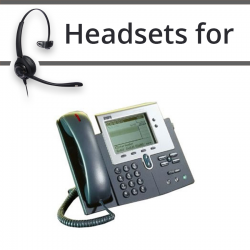 Headsets for Cisco 7940