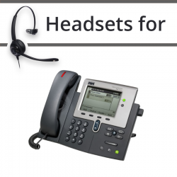 Headsets for Cisco 7941