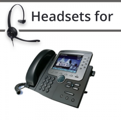 Headsets for Cisco 7971