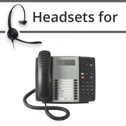 Headsets for Mitel 8528