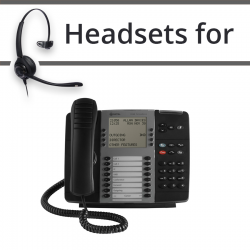 Headsets for Mitel 8568