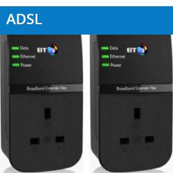ADSL Broadband Range Extenders