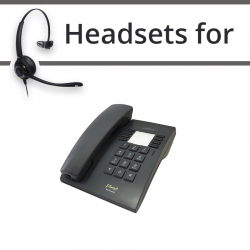 Headsets for Alcatel-Lucent 4004