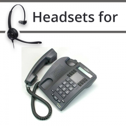 Headsets for Alcatel-Lucent 4010