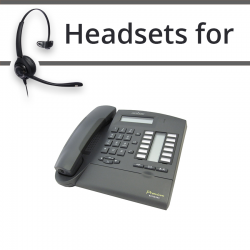 Headsets for Alcatel-Lucent 4020