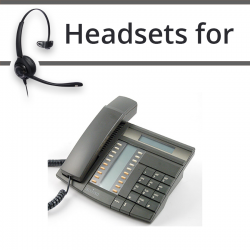 Headsets for Alcatel-Lucent 4034