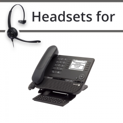 Headsets for Alcatel-Lucent 8039