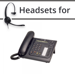 Headsets for Alcatel-Lucent IP Touch 4008